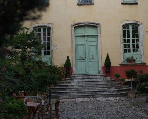 Manoir Hotel particulier de Digoine, bourg saint andeol 07700